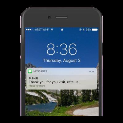 Text marketing for Restaurants